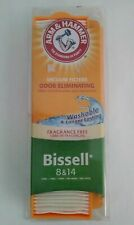 Arm & Hammer Bissell 8 & 14 Vacuum Filter Odor Eliminating 62648F Free Shipping