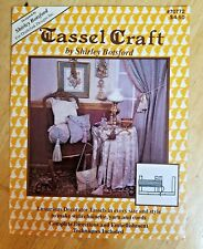 Tassel Craft 70772 Shirley Botsford Decorator for Tassels Chainette Yarn Cords