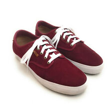Vans Chima Ferguson Sydney 11.5 Pro Burgundy Lace-up Sneakers Skateboard Shoe