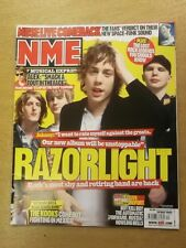 NME MAY 20 2006 FRANZ FERDINAND MUSE RAZORLIGHT THE KOOKS KURT COBAIN HOT CHIP