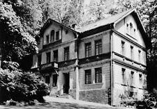 AK, Crimmitschau, Forsthaus Sahnpark, 1964