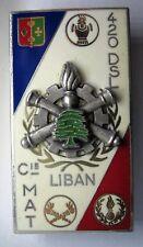 Matériel  LIBAN 420° DSL  Finul Cie mat  14° DI Oct 1982  - Avr 1983 ONU