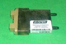 Systec 9000 1000e Mini Vacuum Degassing Chamber 100ul X 0045 3319