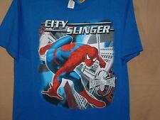 SPIDER-MAN, MARVEL COMICS, shirt, M, NWT, CITY SLINGER, SPIDERMAN