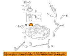 FORD OEM 12-17 Focus 2.0L-L4-Fuel Pump Assembly Seal CP9Z9276E