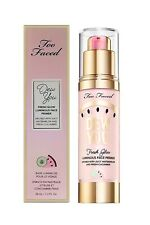 Too Faced Dew You Fresh Glow Luminous Face Primer Shade Radiant Nude 17ml NEW