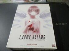 "COFFRET 5 DVD ""L'ARME ULTIME - INTEGRALE EDITION COLLECTOR"" manga"