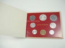 *** LIRE KMS VATIKAN 1975 BU Heiliges Jahr Lira Coin Set Vaticano Münzen v. Euro