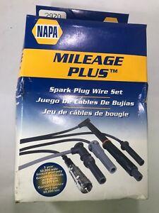 Spark Plug Wire Set NAPA Standard 2970 fits 77-92 Ford Mercury Merkur l4
