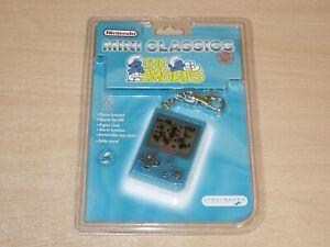 MINT & SEALED Nintendo Game & Watch Mini Classic - The Smurfs - Retrogames.co.uk