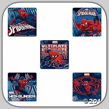 Spider-Man Stickers x 5 - Ultimate Spiderman - Birthday Party Favours - Loot Bag