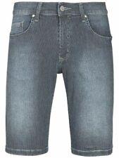 Pioneer Stretch bermudas shorts 9530.14.1337 Dark used/azul/blanco a rayas