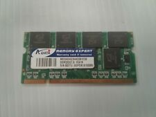 Adata 1 GB SO-DIMM PC2700 333 MHz DDR Laptop Notebook Memory