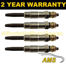 4X FOR FIAT DUCATO 1.9 2.0 2.5 D TD DIESEL HEATER GLOW PLUGS GP92409