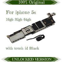 100% Original Motherboard for Apple iPhone 5S IOS Unlocked Mainboard Logic Board