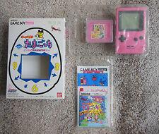 Nintendo Gameboy Pocket-rosa-Pink-Tamagotchi Edition