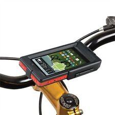 Support de vélo de GPS noirs pour téléphone mobile et PDA