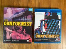 The Conformist (Il Conformista) (Blu-Ray, 2014) Bernardo Bertolucci 1970 Italian