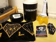 Big Bang [KPOP] 2012 Alive Tour VIP Gift Bag Items