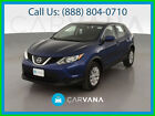 2019 Nissan Rogue S Sport Utility 4D 4-Cyl 2.0 Liter ABS (4-Wheel) Air Conditioning Alarm System AM/FM Stereo