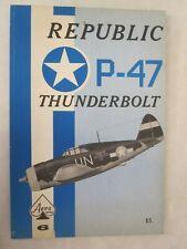 Republic P-47 Thunderbolt (Aero Series 6)