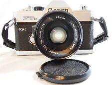 Canon analoge Spiegelreflexkamera Bundle mit Objektiv
