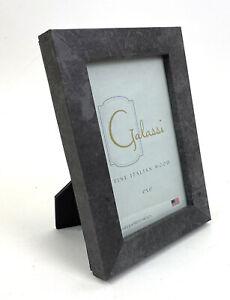 "FG Galassi Gray Granite  4""x6"" Frame FG39846"