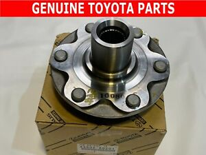 NEW GENUINE TOYOTA FRONT HUB & BEARING ASSEMBLY 43502-60201 & 43570-60011