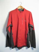 THE NORTH FACE | Men's FLIGHT SERIES Red Fleece Lined WINDSTOPPER Jacket | XL