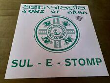 """ASTRALASIA/SUNS OF ARQA-SUL E STOMP 12""""(MAGICK EYE)GREEN VINYL"""