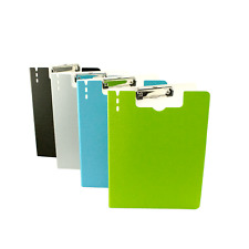 4pc Standard Size Arch File Clipboard in Assorted Colors Colorful Mix Cover
