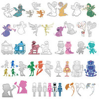 Metal Cutting Dies Stencil Scrapbook Paper Cards Craft Embossing for DIY Decor