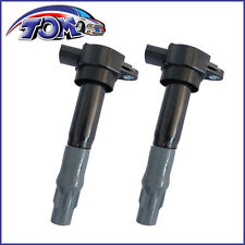 BRAND NEW SET OF 2 IGNITION COIL PACK FOR MITSUBISHI LANCER GALANT ECLIPSE