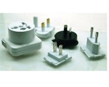Universal AC to USB Power Adapter Kit - Travel Adapters for Europe Australia USA