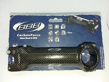 BBB Carbonforce Road & MTB Stem | 120mm | 6 Degrees | 31.8 | 1 1/8"