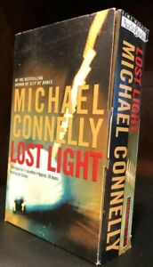 LOST LIGHT by Michael Connelly Harry Bosch UNABRIDGED Cassette Audio book NICE!