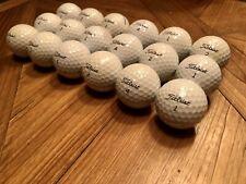 18 Titleist NXT TOUR S Golf Balls - A / B Grade