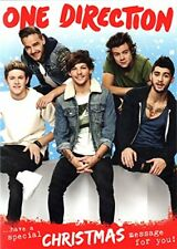 One Direction Have A Special Christmas Message for You Sound Card NEW