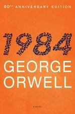1984 by George Orwell (Paperback)