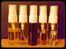 1 x 20ml Perfume Oil Tobacco Vanilla, Oud Wood, Tuskan Leather and many more...