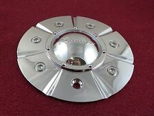 Panther Wheels Chrome Custom Wheel Center Cap # C-038