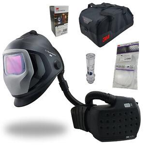 3M Speedglas Welding Helmet 9100XXi Air - Adflo PAPR Air Purifying Respirator