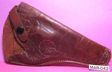 1800's Ladies Flat Style Embossed Purse Pocket or Stocking Holster