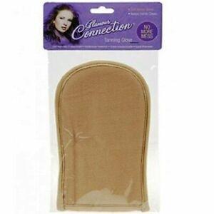 New 1 Self Tanning Glove Gloves Fake Tan Mitt Easy Soft Application No Mess