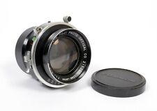 Fuji Fujinon W S 210mm F5.6 Lens in Seiko #1 Shutter (Covers 8X10) **AS IS**