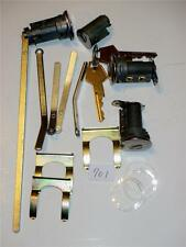 Dodge Chrysler Plymouth Charger barracuda Ignition door trunk lock set 701
