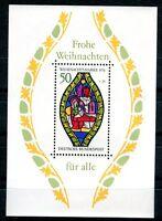 Block Bundesrepublik Deutschland Bund Bl. Nr: 13 ** 1976 Weihnachten BR769