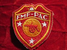 Fleet Marine Force Pacific ARTILLERY patch Premium Quality FMF-PAC Vintage
