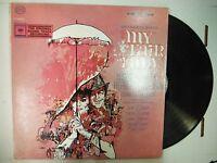 """33 RPM Vinyl Audrey Hepburn """"My Fair Lady"""" Columbia KOS 2600 011915KME"""