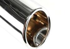 BMW Genuine Exhaust Tailpipe Tip Cover Trim Chrome E46 18107500194